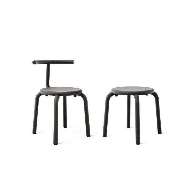 Torno Chair & Stool